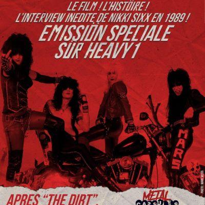 Metal Capsules : Mötley Crüe