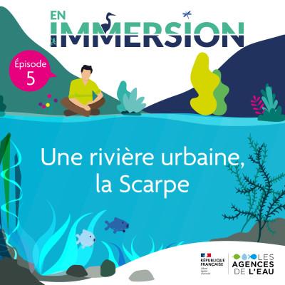 Une rivière urbaine, la Scarpe cover