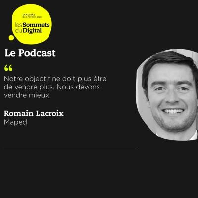 Cover' show Romain Lacroix - Faire face au changement ?