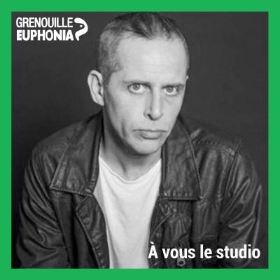 A vous le studio #1 : Pierre Sauvageot invite Johann Le Guillerm cover