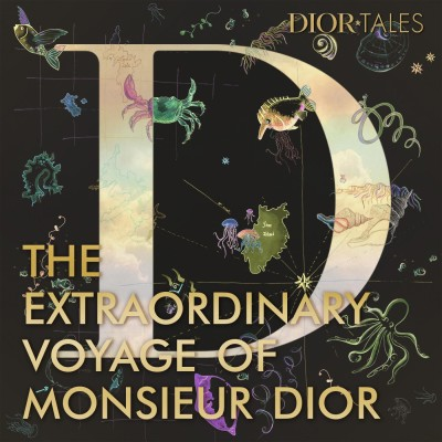 The extraordinary voyage of Monsieur Dior cover
