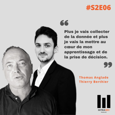 Thumbnail Image S2E06 - Thierry Berthier et Thomas Anglade - Conférence Forensik 2020