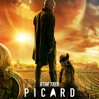 Star Trek Picard premier episode - svodn
