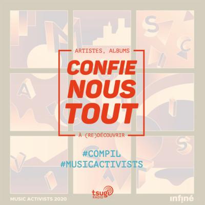 image Confie-nous tout avec Jean Fromageau : Music Activists 2020 (InFiné)