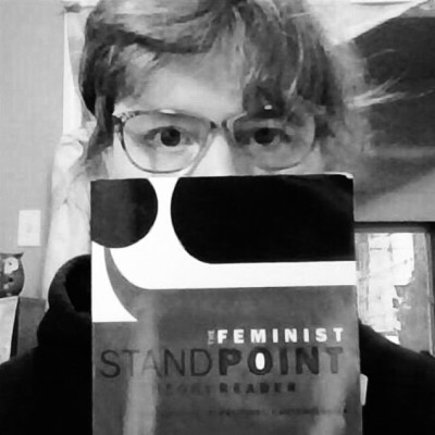 #4 - Gabrielle Bouchard / The Feminist StandPoint Theory Reader - Sandra Harding cover