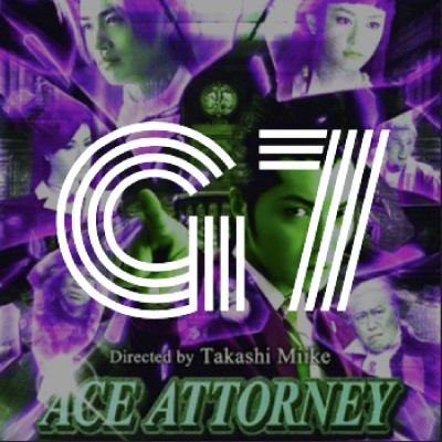 image G7 - Episode 12 - Ace Attorney