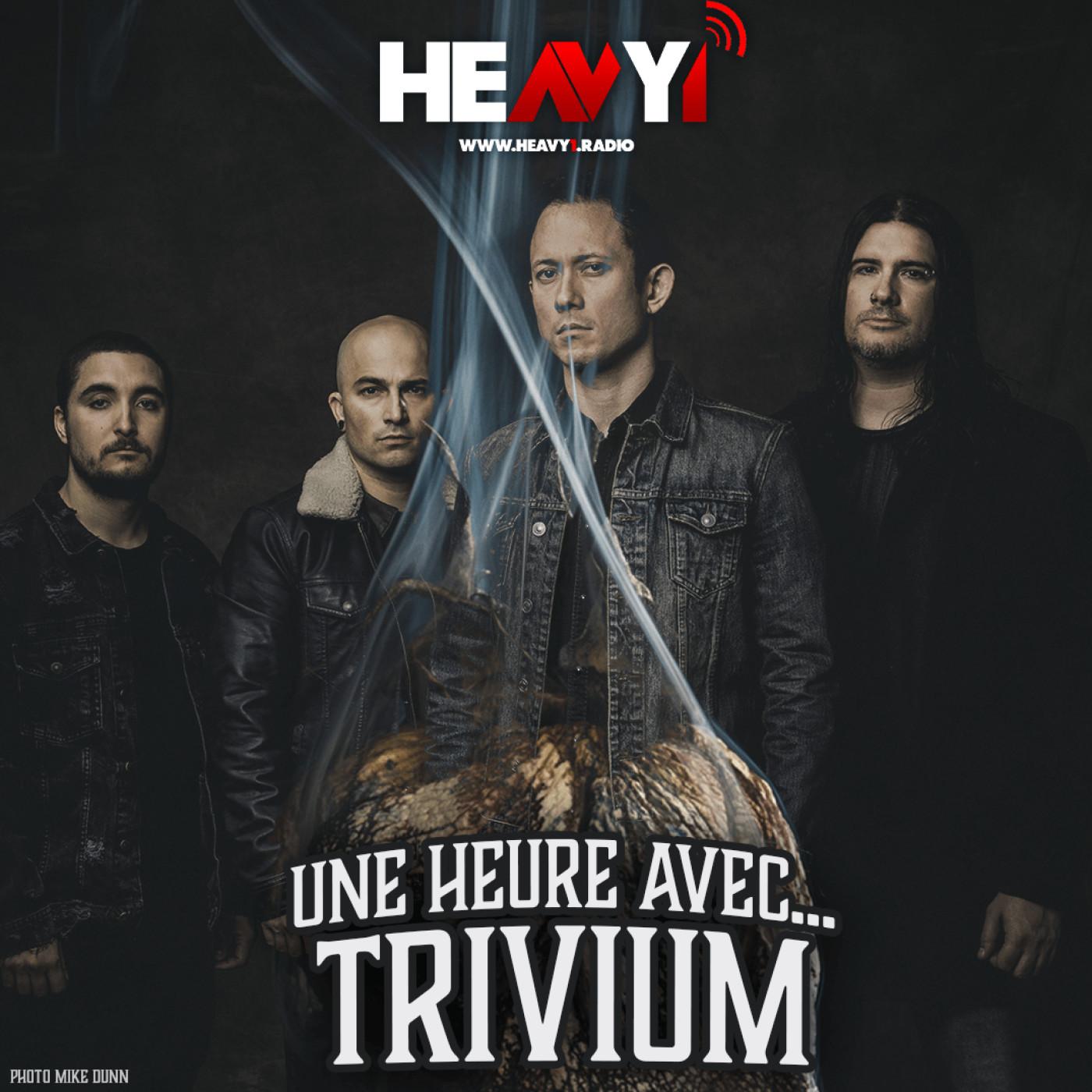 Une heure avec... Trivium