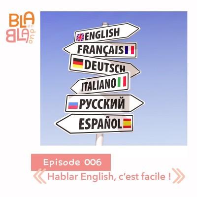Hablar English, c'est facile ! cover