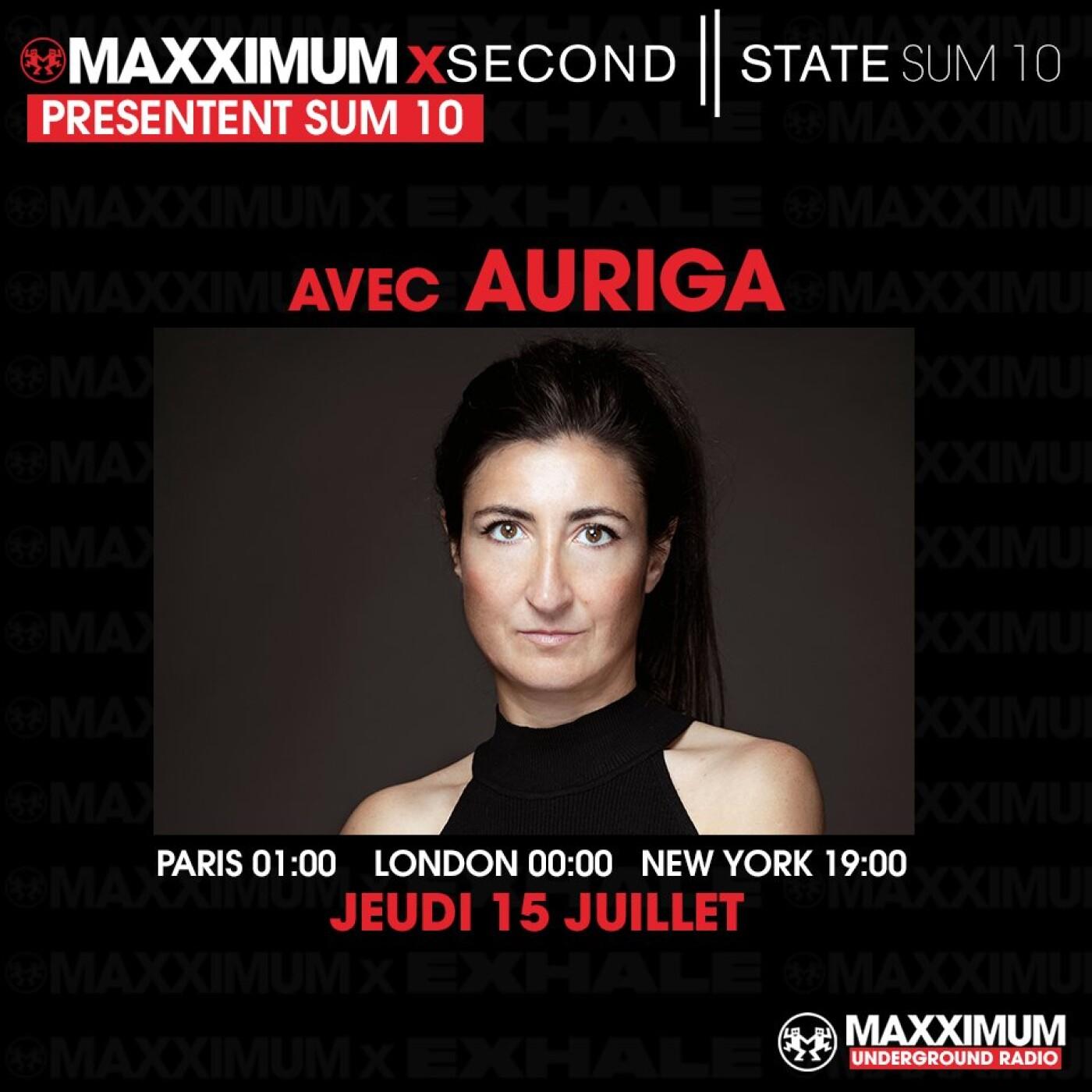 MAXXIMUM INVITE SECOND STATE : AURIGA