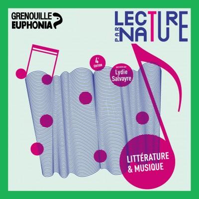 """Lectures musicales // Mallemort // Titouan lit un extrait de """"La bataille du labyrinthe"""" cover"""