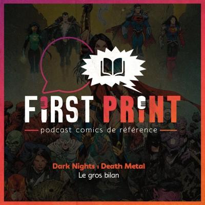 Dark Nights : Death Metal, le gros bilan ! cover