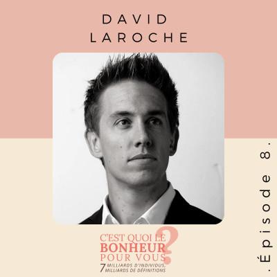 Épisode 8 - David Laroche cover