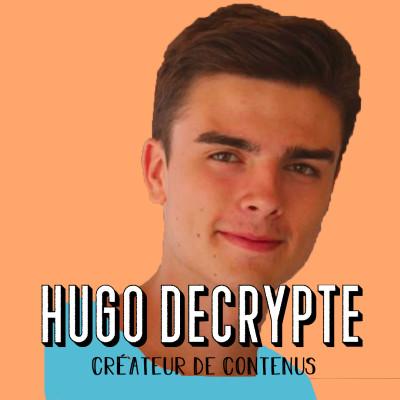 Hugo Décrypte - L'importance de passer au-dessus du regard des autres [BEST-OF] cover