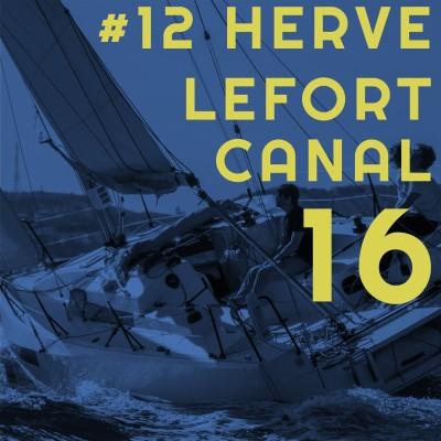 #12 Hervé Lefort - Bloqué dans les rochers, syncope à bord et une bôme en moins 😜 cover