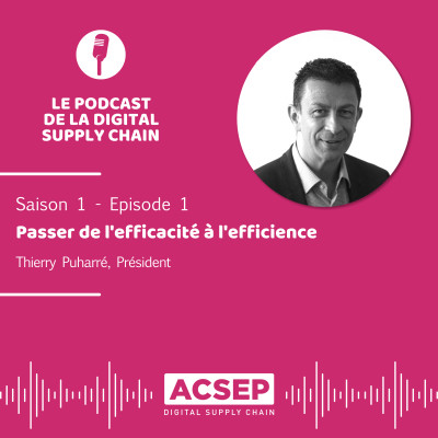 ACSEP [S1E01] - Passer de l'efficacité à l'efficience cover