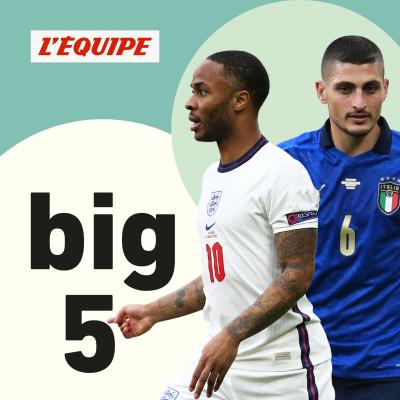 Italie-Angleterre, identités au sommet cover