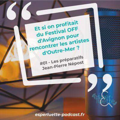 image Jean-Pierre Népost, régisseur général - Festival OFF18 au TOMA, les préparatifs