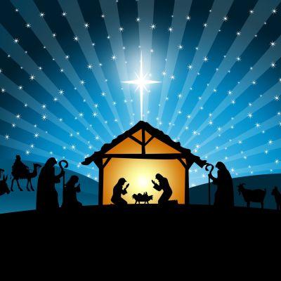 image La Mauvaise et la Bonne Nouvelle de Noël - Fabien Boinet