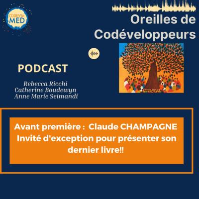 Episode 13: Invité d'exception Claude Champagne cover