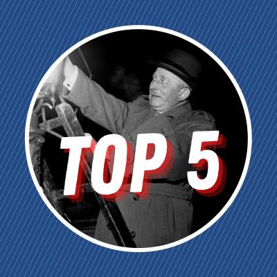 Top 5 des métiers disparus les plus étonnants cover