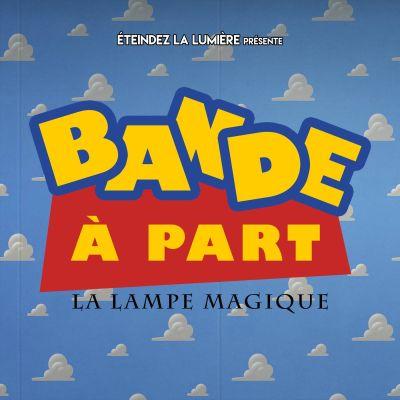 Bande à Part n°20 - Pixar: La Lampe Magique cover