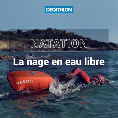 # 50 Natation - Nage en eau libre cover