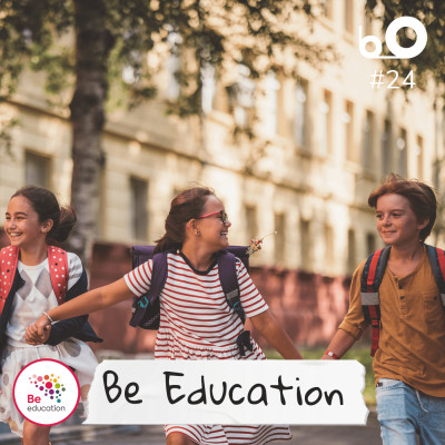 Episode 24: Be Education cover