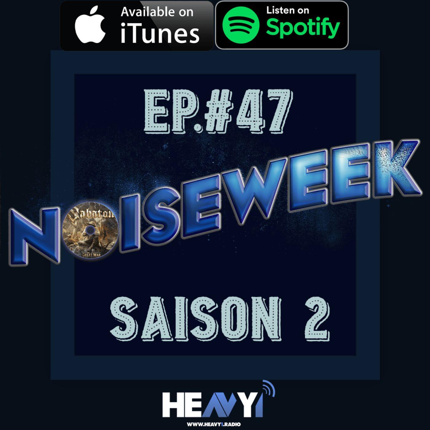 Noiseweek #47 Saison 2