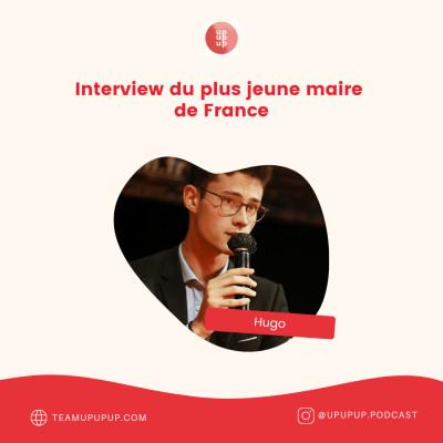 Hugo Biolley - Le plus jeune maire de France cover