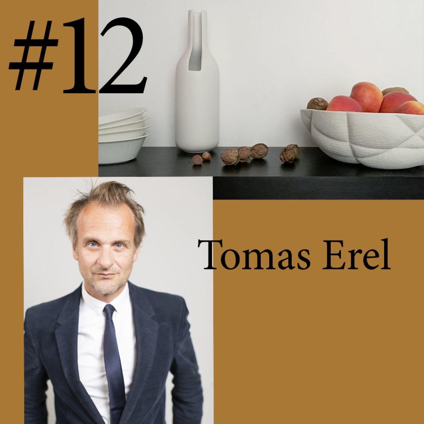 "#12 Tomas Erel (Designer Box) ""Je veux rendre le design accessible"""