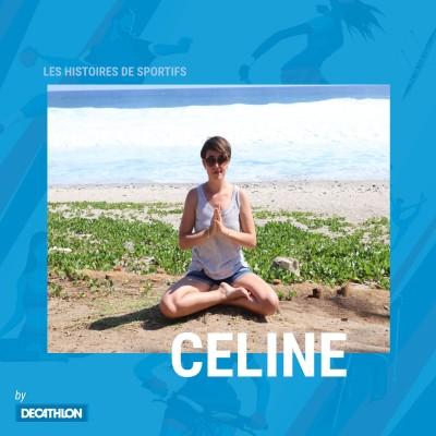 # 8 Céline - Le sport pour (sur)vivre ! cover