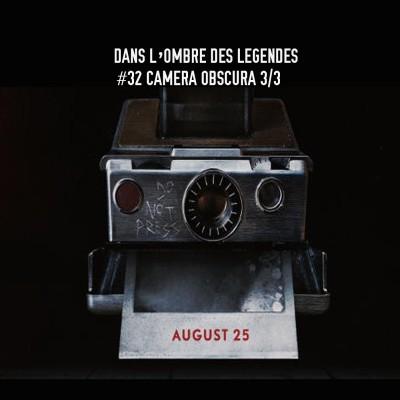 #32 S2E06- Camera Obscura 3/3 cover