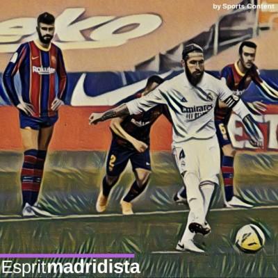 Spécial Clasico : le Real Madrid vainqueur au Camp Nou ! cover