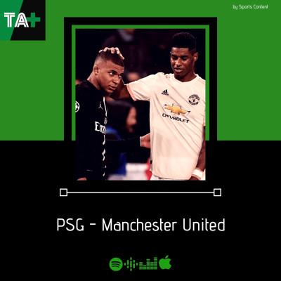 Champions League J1 - PSG vs Manchester United cover