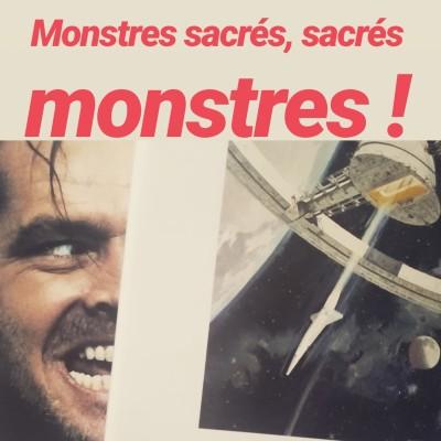 François Truffaut   Monstres sacrés cover