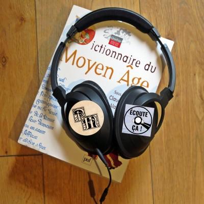 Ep 63 : Les Chansons Sur Le Moyen Âge (Feat. Fanny de Passions Médiévistes) cover