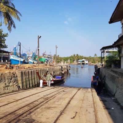 Un jour chez les Mokens, gitans de la mer - Thaïlande cover