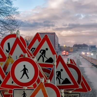 image Autoroutes : les travaux reprennent sur les axes !