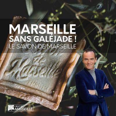 #3 - La véritable histoire du savon de Marseille cover