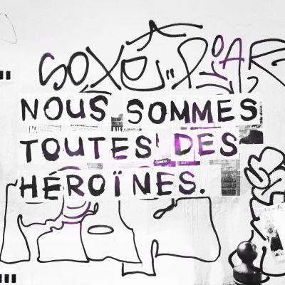 Héroïnes de la rue #3 - À la rencontre de la relève. cover