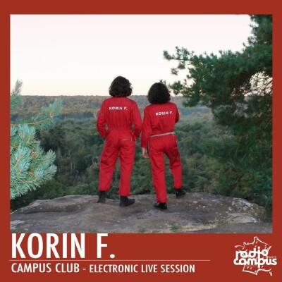 KORIN F. | Campus Club cover
