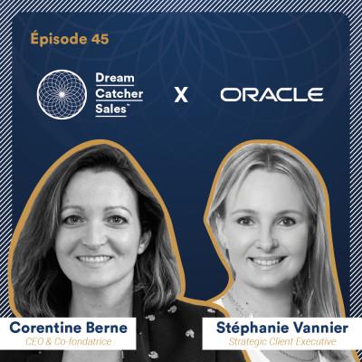 #45 Oracle : Du cycle de vente au cycle d'achat en 4 étapes avec Stéphanie Vannier cover