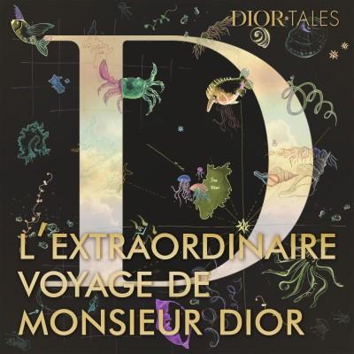 L'extraordinaire voyage de Monsieur Dior cover