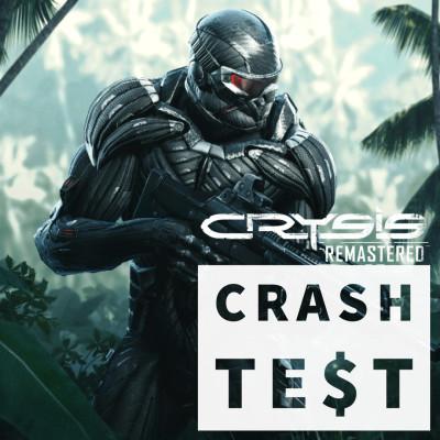 #CrashTest - Crysis Remastered - Une demo technique sans envergure sur Nintendo Switch cover