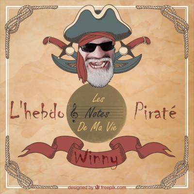 Hebdo Piraté - Winny cover