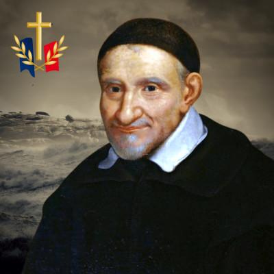 Saint Vincent de Paul, aumônier des galères cover