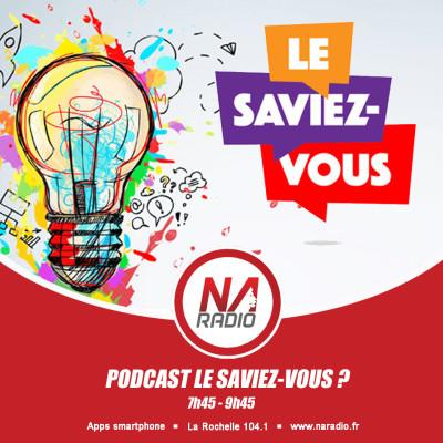 LE SAVIEZ-VOUS - MERCREDI 14 AVRIL cover