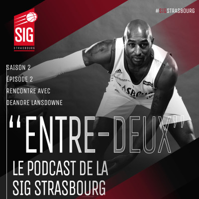 Entre-Deux season 2 episode #2 with DeAndre Lansdowne (english) cover