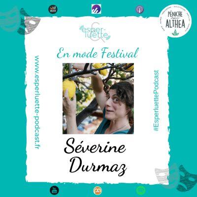 """image """"En mode Festival"""" - Séverine Durmaz - La Péniche Althea pendant le festival"""