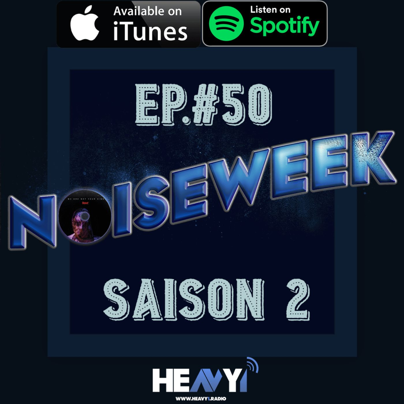 Noiseweek #50 Saison 2